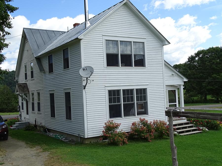 House addition pomfret vt home gallery lance ballard for Custom home addition