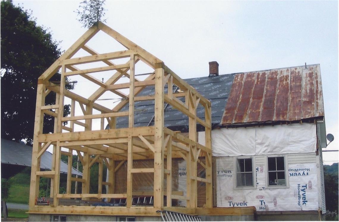 House Addition, Pomfret, VT