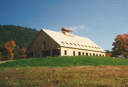 PAST - Alpaca Barn, Weathersfield, Vermont